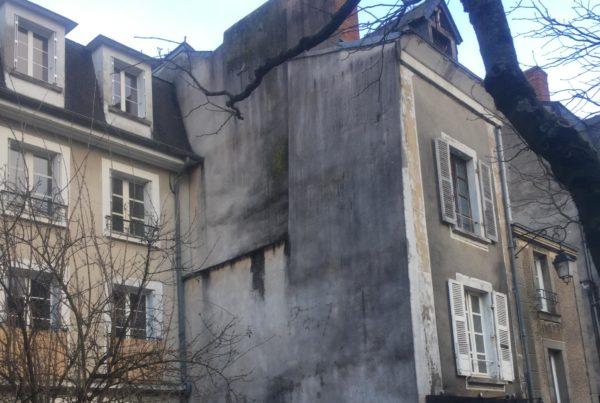 Centre historique de Mayenne