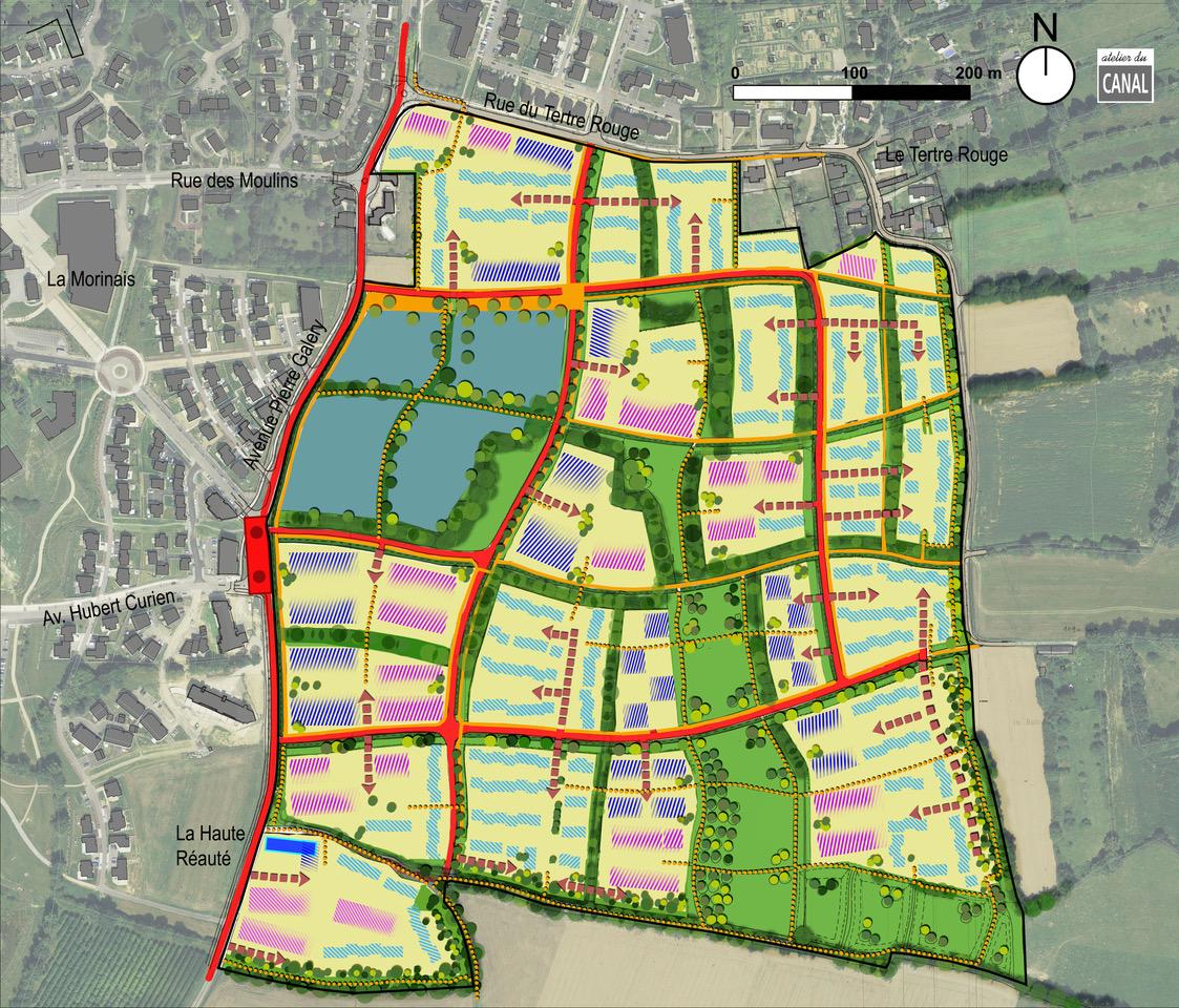 Assistance aux collectivités pour des projets d'aménagement